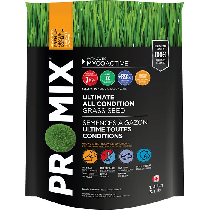 PRO-MIX Ultimate Grass Seed