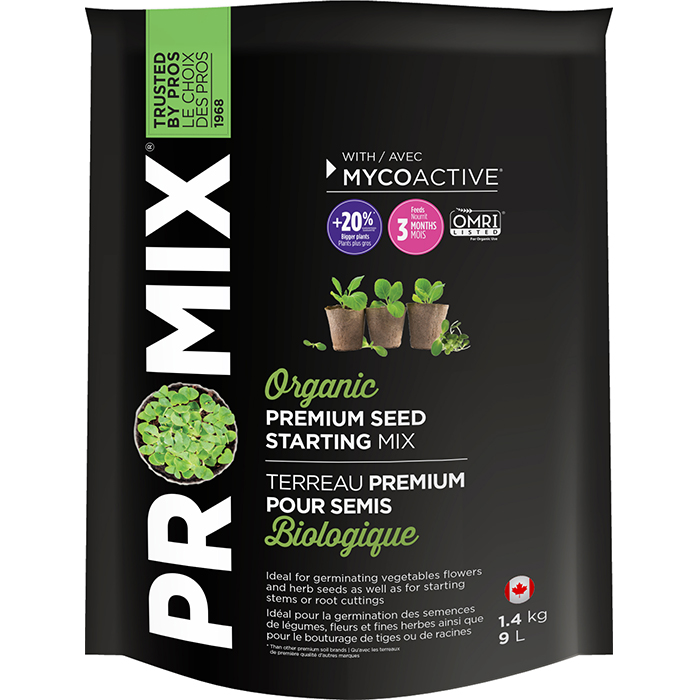PRO-MIX Seed Starting Mix