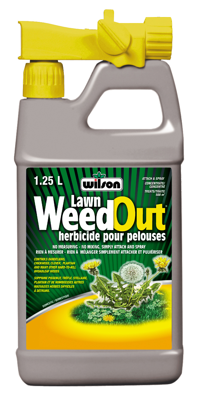 wipeout weed killer instructions
