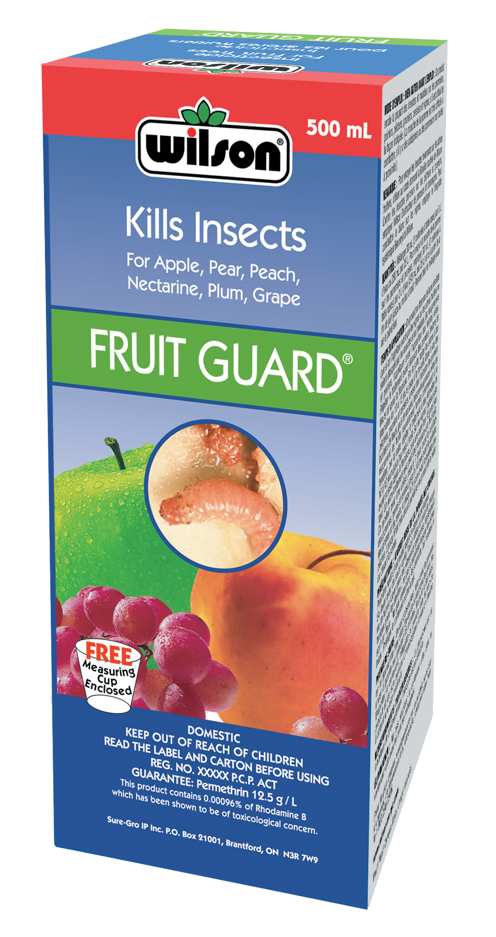7301330 Wilson Fruit Guard Hi Res E