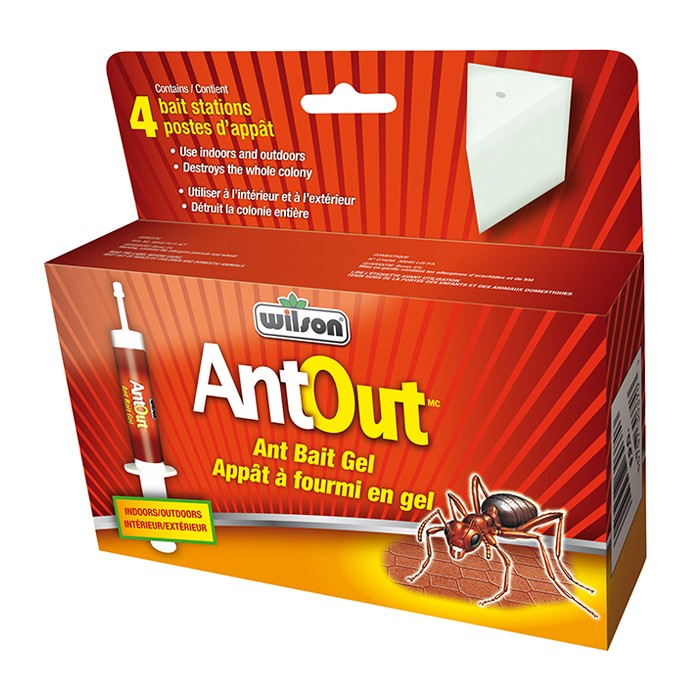 7303710 Wilson AntOut Gel Bait