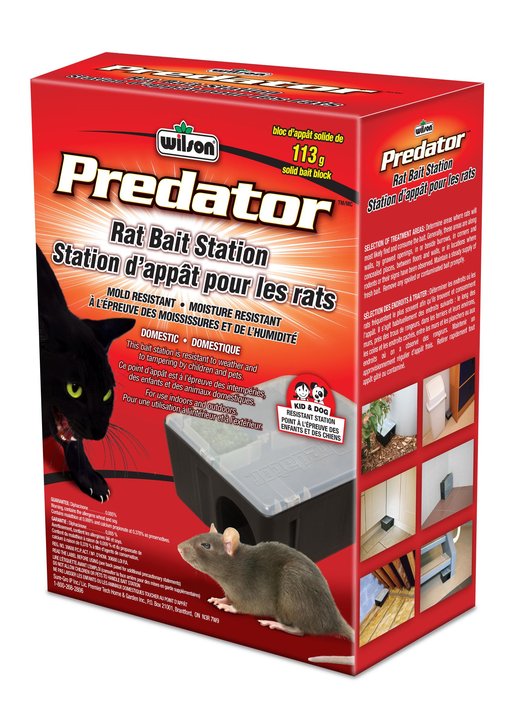 7740050 Wilson Predator Rat Bait Station Hi Res