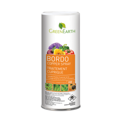 Green Earth Bordo Copper Spray