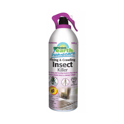 Green Earth Homecare Flying & Crawling Insects Killer Spray