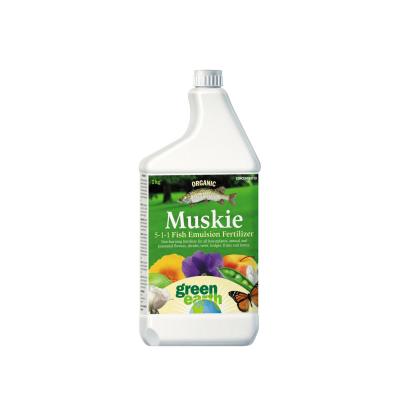 Green Earth Muskie Fish Fertilizer 5-1-1
