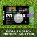 L'engrais à gazon PRO-MIX Heal & Feed? Par Albert Mondor