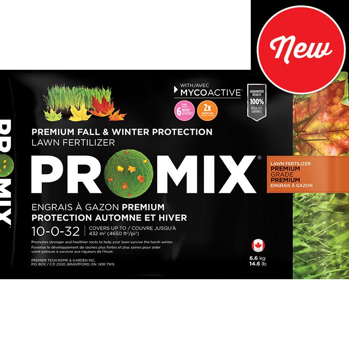 PRO-MIX Fall & Winter protection lawn fertilizer