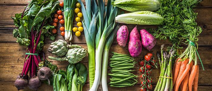 Container Vegetables Gardening