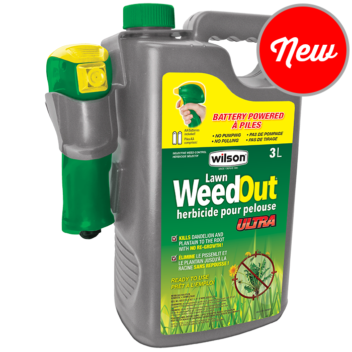 Lawn Weedout Ultra Battery Powered Sprayer Premier Tech Home And Garden